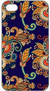Vintage Paisley Hard Plastic Slim Snap On Case/Cover for iPhone 4/4s in EverestStar Box Packaging