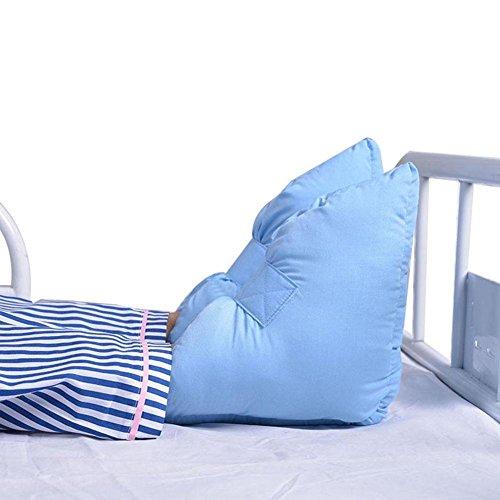Deluxe Bed Warmer (LUCKYYAN 1 Pair Anti-bedsore Warm Heel Cushions, Heel Protectors, Heel Protection for Men and women)