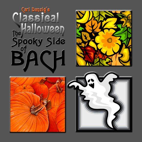Organ Prelude and Fugue in F Minor, BWV 534 (Bach Halloween Organ)