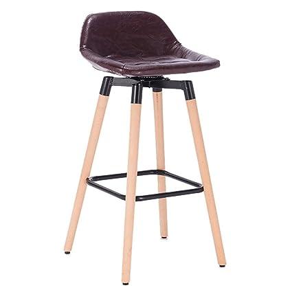 Miraculous Amazon Com Bar Stools Breakfast Swivel Stools Beech Legs Cjindustries Chair Design For Home Cjindustriesco