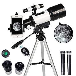ToyerBee Telescope for Kids& Beginners-7...