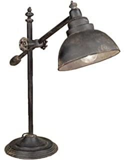 Vintage Adjustable Swing Arm Task Lamp