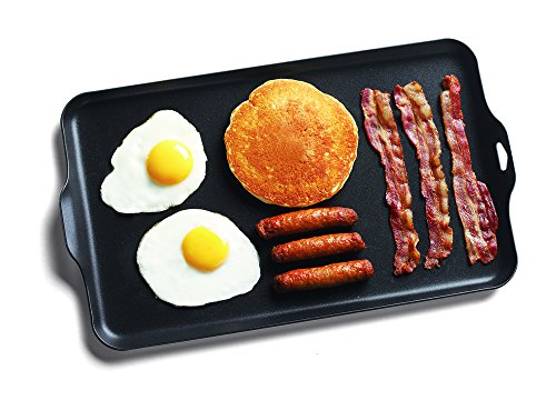 Coghlan's Two Burner Non-Stick Camp Griddle, 16.5 x 10-Inches by Coghlan's (Image #2)