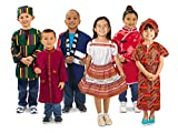 Lakeshore Multicultural Clothing Set