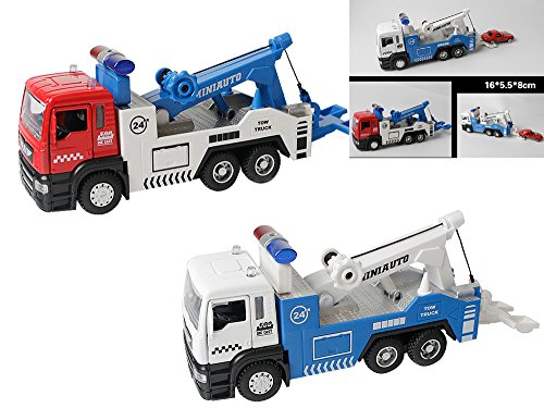heavy duty tow truck - 9