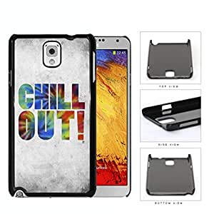 Chill Out Grunge Tie Dye Hard Plastic Snap On Cell Phone Case Samsung Galaxy Note 3 III N9000 N9002 N9005