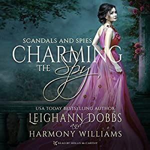 Charming the Spy Audiobook