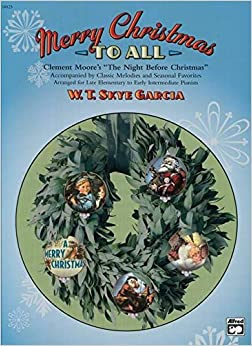 Book Merry Christmas to All! by W. T. Skye Garcia (2001-08-01)
