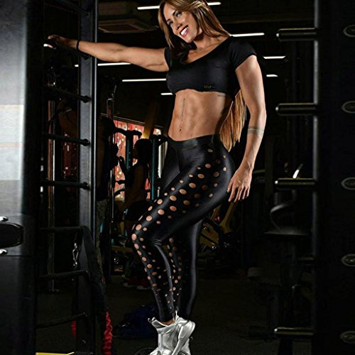 Pantalon Yoga Crayon Noir Yoga Longueur Long L Exercice Leggings Toute Ladies Femmes La Gym OHQ Pantalon Leggings Skinny Fitness Sports pd7w7Hq6