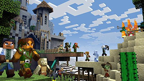 Minecraft: Biome Settlers Skin Pack 1 - Nintendo Switch [Digital Code]