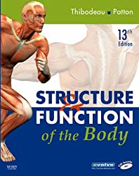 Structure & Function of the Body - Softcover, 13e