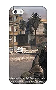 Premium Tpu Call Of Duty Video Game Cover Skin For Iphone 5/5s