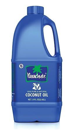 Aceite de coco 100% puro sin refinar.: Amazon.com: Grocery ...
