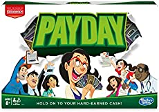 Payday / pay day game rules, instructions & directions.