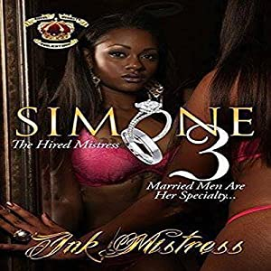 Simone: The Hired Mistress, Book 3 Audiobook