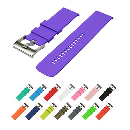 Wearable4U Release Silicone Rubber Watchbands