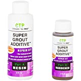 Ceramic Tile Pro Super Grout Additive, Ultimate Tub and Shower Sealant