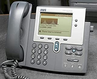 Cisco 7940 Series Unified IP VoIP Phone - CP-7940G (Call Manager