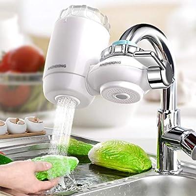 ROMA LT Filtro de Grifo Sistema de filtración de Agua del Grifo ...