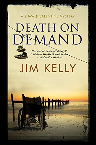 Death on Demand: A Shaw and Valentine police procedural (A Shaw and Valentine Mystery Book 6)