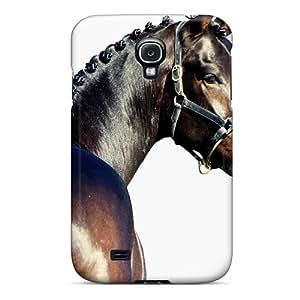 Cute Appearance Cover/tpu DExXBWU7484mtkqZ Headshot Of A Warmblood Case For Galaxy S4