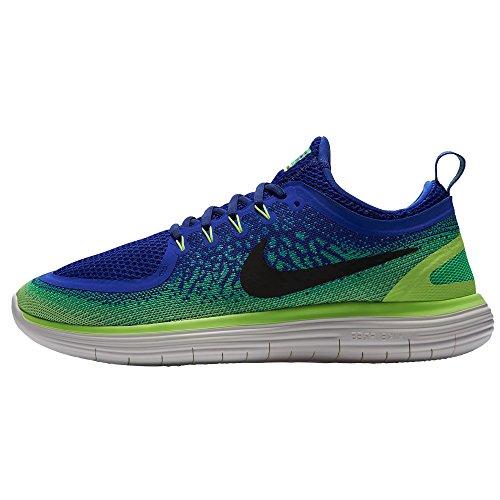 De Bleu 2 Free Rn Nike Homme Running Chaussures Distance qzCBUXUwa