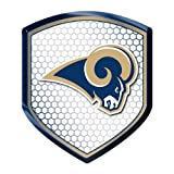 Team ProMark NFL Los Angeles Rams Reflector Decal
