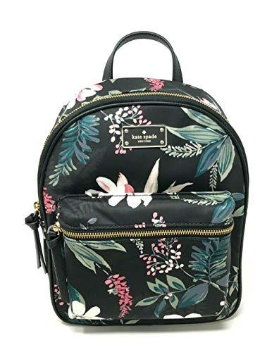 Kate Spade Small Bradley Wilson Road Botanical Floral Backpack WKRU5753
