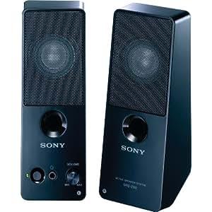 Sony PC Speakers (Black)