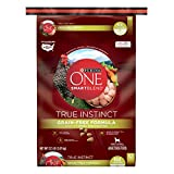 Purina ONE SmartBlend True Instinct Natural Grain-Free Formula with Real Chicken & Sweet Potato Adult Dry Dog Food – 12.5 lb. Bag