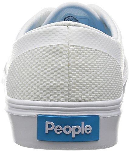 Människor Barn Stanley Barn Sneaker Yeti Vit / Yeti Vit