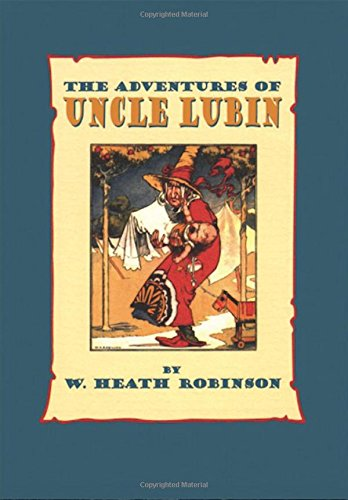 The Adventures of Uncle Lubin ebook