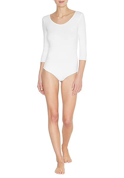 Wolford Pure String Body, Mujer, Multicolour (White), 34