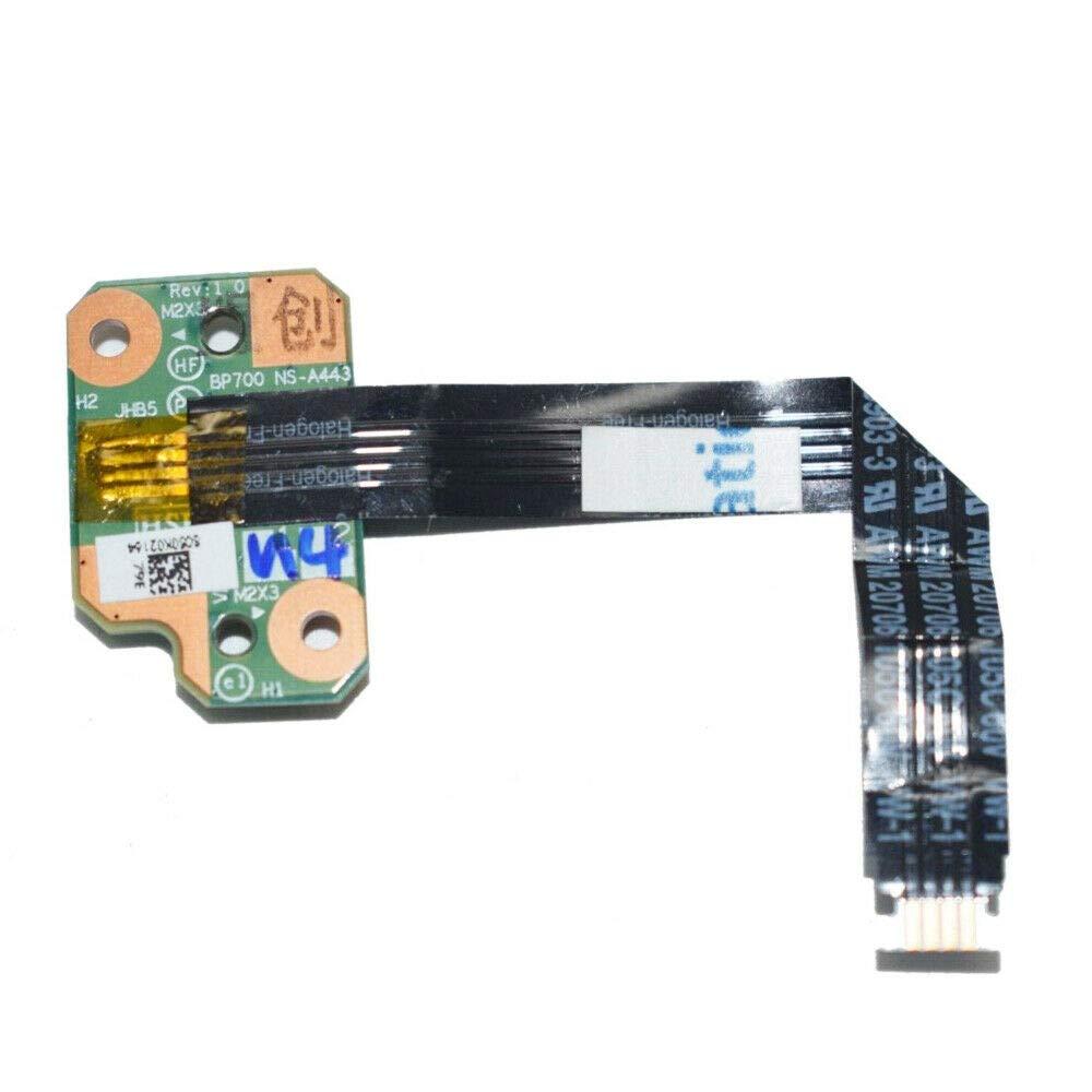 Boton encendido para Lenovo Thinkpad P70 P71 BP700 NS-A443 S