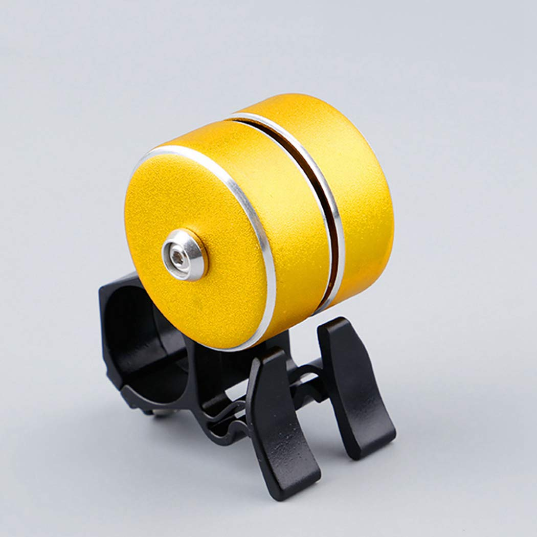 Fansport Bike Bell Mini Alluminio Lega Forte Suono Avvertimento Campanello della Bicicletta