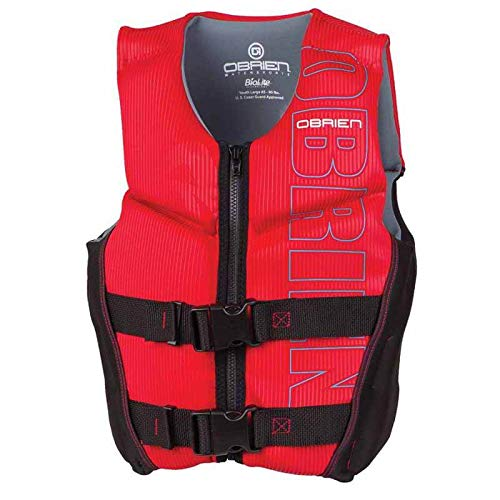 - O'Brien Youth V-Back Life Jacket