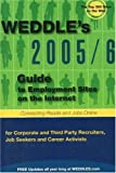 Employment Sites on the Internet, Peter Weddle, 1928734278