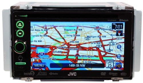 JVC KW-NT50HDT 6.1