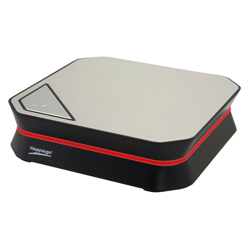 Hauppauge HD PVR 2 Gaming Edition - Capturadora de ví deo (1080i, 1080p, AVCHD, H.264, MP4, ArcSoft ShowBiz Personal Logo), negro 01481