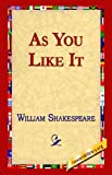 As You Like It, William Shakespeare, 1421813416