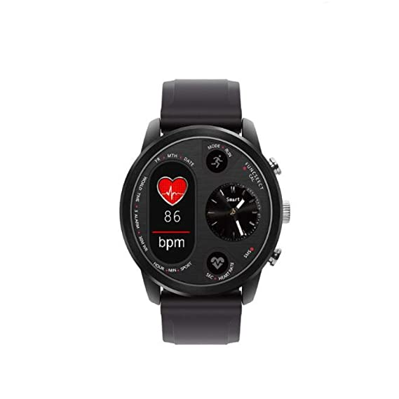 LYTU Reloj Deportivo Inteligente Sport Hybrid Smart Watch ...