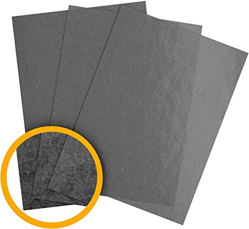 - Bestsupplier 50 Sheets Carbon Transfer Paper Tracing Paper for Wood, Paper, Canvas (9 x 13 Inch)