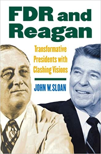 Fdr And Reagan Transformative Presidents With Clashing Visions