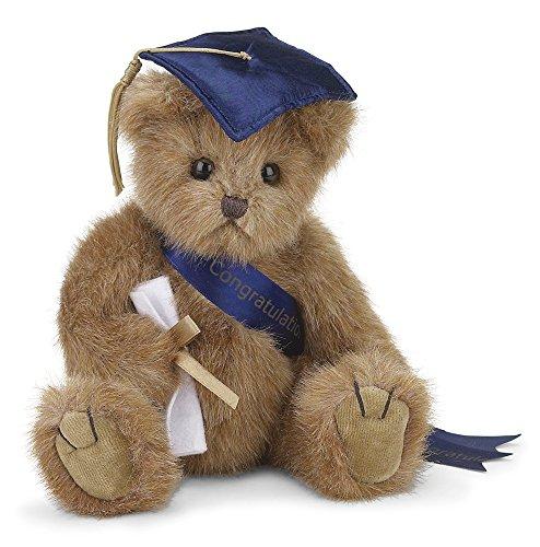 Bearington Smarty Class of 2018 Graduation Plush Teddy Bear (Teddy Bear Graduation Gift)