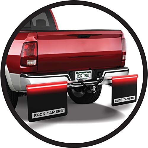 Rock Tamers - Rock Tamers LED Tail Light Bars for RT Mudflap Systems