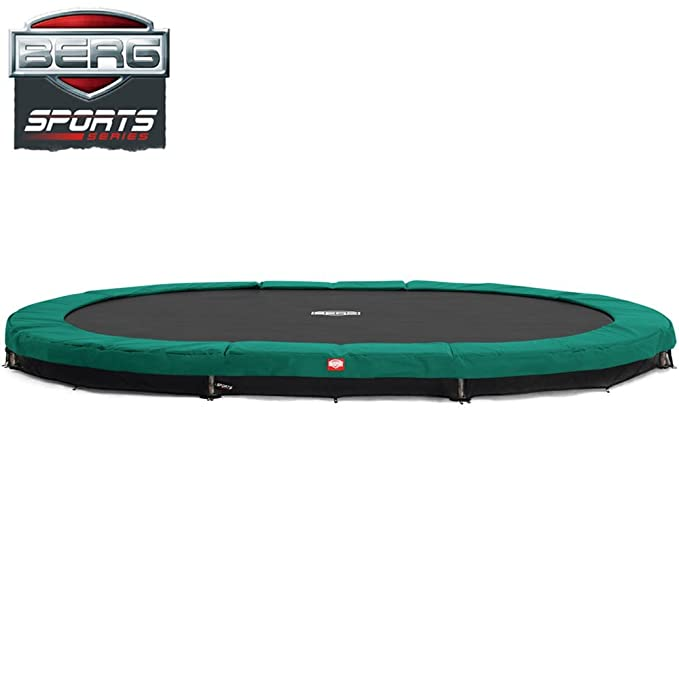 Montaña 35.63.00.00 trampolín Grand Champion Sports Serie inground ...