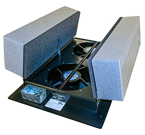 Tamarack Insulated Whole House Fan - 1150 CFM, 70 Watts, Model# HV1000