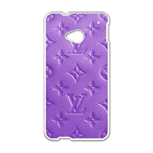 Malcolm LV Louis Vuitton design fashion cell phone case for HTC One M7
