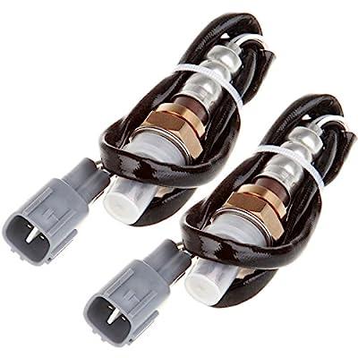 ROADFAR O2 Oxygen Sensor Upstream Downstream Sensor 1 Sensor 2 Front Rear Replacement fit for 1997-2001 Toyota Camry 1995-1996 Toyota Tercel 1999-2000 Toyota Solara 1996 Toyota Paseo: Automotive
