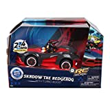 NKOK Team Sonic Racing 2.4Ghz Remote Controlled Car with Turbo Boost - Shadow The Hedgehog